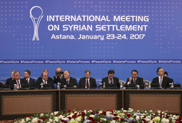 Astana meeting; is peace negotiable?