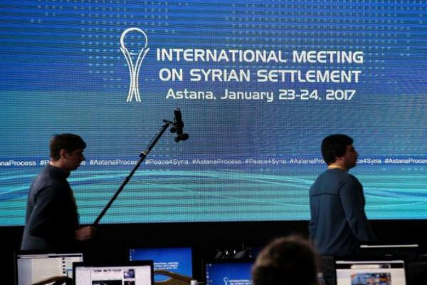 كازاخستان: عقد الجولة القادمة من عملية أستانا بشأن سوريا في 14-15 مارس