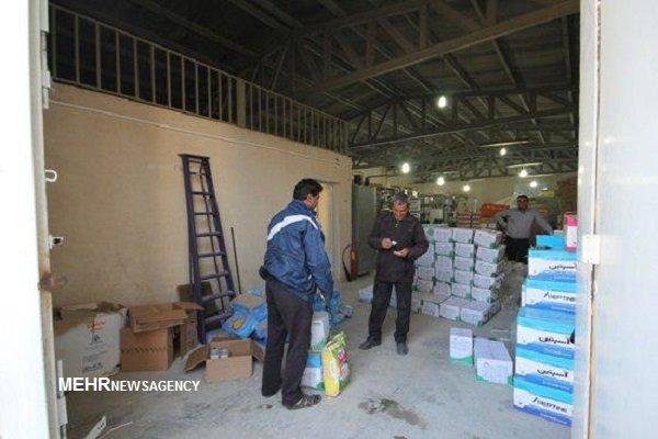 توزیع ۲۰۰ بسته حمایتی بین اقشار آسیب پذیر مناطق حاشیه اندیمشک