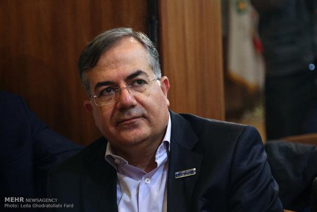 علی میرزا خانی  سردبیر ارشد گروه رسانه ای دنیای اقتصاد