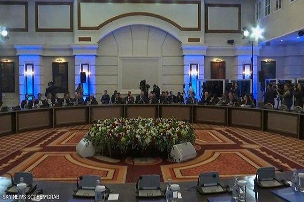 Astana to host 7th round of Syria peace talks
