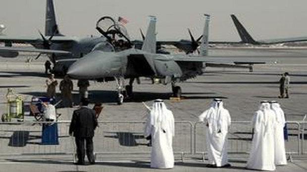 سعودی عرب ہتھیاروں کا سب سے بڑا خریدار