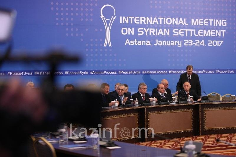 Syrian regime, rebels attend fresh Russian-backed talks