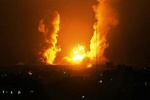 حمله توپخانه ای رژیم صهیونیستی به نوار غزه