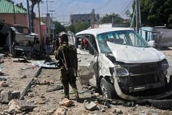 انفجار دو خودرو بمب گذاری شده در پایتخت سومالی