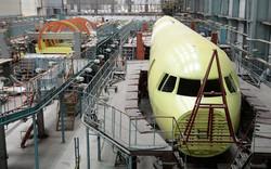 کارخانه هواپیماسازی روسیه
