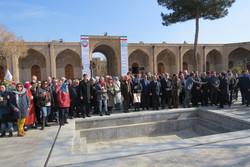 گردشگری قزوین با حضور راهنمایان جهانی رونق می گیرد