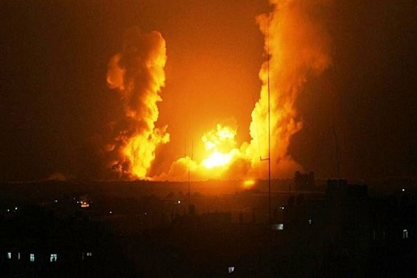 İsrail'den Gazze'ye hava saldırıları