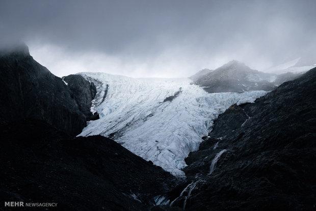 وضعیت یخچالهای طبیعی کشور پایش میشود