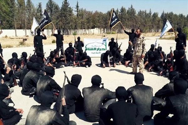 گروه تروریستی موسوم به احرار الشام