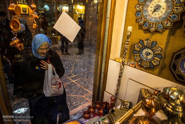 World's tour-leaders visit Qazvin's historic venues