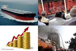 صادرات نفت پلاسکو رشد اقتصادی بورس