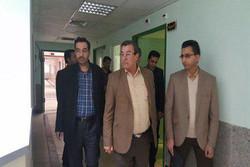 بیمارستان دهگلان دهه فجر سال جاری مورد بهره برداری قرار می گیرد