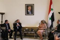 تهران حمایت از سوریه را به موازات راه حل سیاسی ادامه می دهد