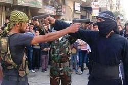 درگیری تروریست ها