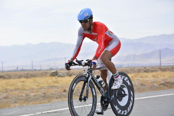 مسابقات لیگ کشوری دوچرخهسواری «تریال»به میزبانی کرمانشاه آغاز  شد