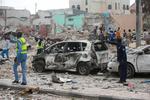 افزایش شمار قربانیان انفجار و تیراندازی در سومالی به ۱۹ کشته