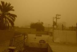 کراپشده - گرد و غبار