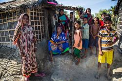 تاثیرات منفی بالا آمدن آب دریا در بنگلادش