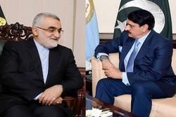 Iran, Pakistan highly regard all-out mutual ties