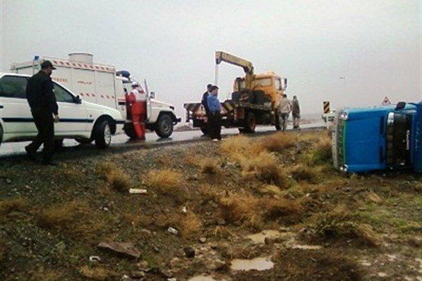 سانحه رانندگی  در سیستان سه کشته بر جای گذاشت