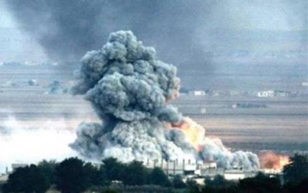 """مقتل 40 من """"قوات سوريا الديمقراطية"""" بغارات للتحالف على الرقة"""