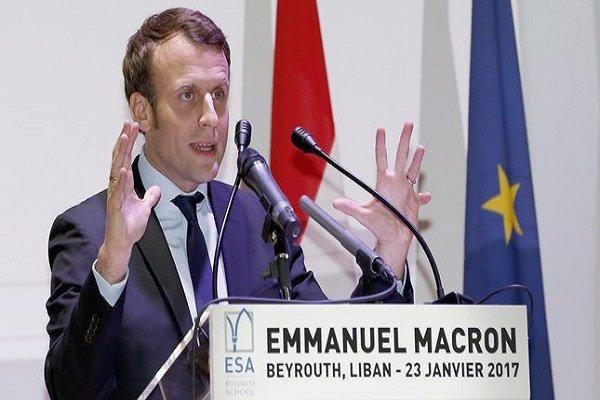 زعماء المسلمين واليهود والبروتستانت بفرنسا يدعون لانتخاب ماكرون