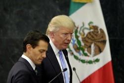المكسيك تطالب نتانياهو بالاعتذار لتأييده خطة ترامب لبناء جدارحدودي
