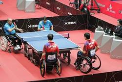 مسابقات تنیس روی میز جانبازان و معلولین استان مرکزی پایان یافت