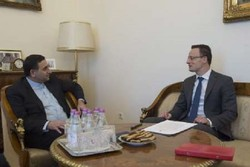 Hungarian FM highly regards bilateral ties with Iran