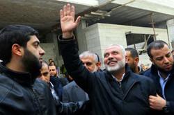 اسماعيل هنية يعود الى قطاع غزة بعد جولة لخمسة اشهر في الخارج