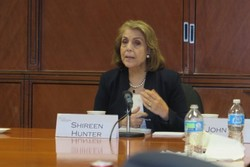 Iran cannot count on Europe to retaliate against America: Shireen Hunter