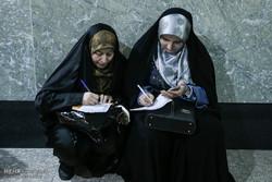 رای گیری جوانان و دانشجویان جبهه مردمی انقلاب اسلامی