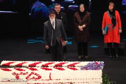افتتاحیه سی و پنجمین جشنواره فیلم فجر