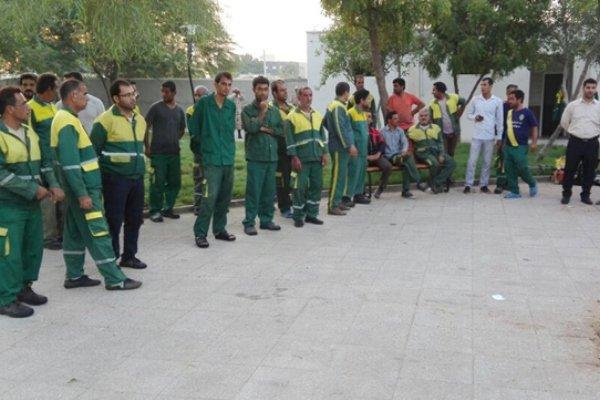 عدالت در پرداخت حقوق کارکنان شهرداری بجنورد رعایت شود