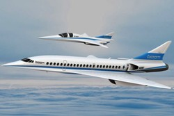 بازگشت هواپیماهای مافوق صوت به دنیای هوانوردی