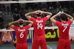 تیم والیبال شهرداری تبریز واگذار می شود