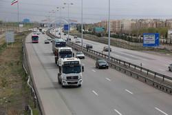 ناوگان حمل و نقل منتهی به اصفهان در وضعیت مناسبی قرار دارد