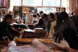 بازارچه خیریه به یاد آتش نشانان فداکار ایرانی در توکیو