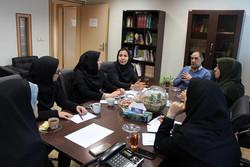 جلسه برنامه ریزی جشنواره کتابخوانی رضوی