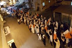 الوفاق البحرينية: عشرات الآلاف تظاهروا استنكارا للتعدي على الشيخ قاسم