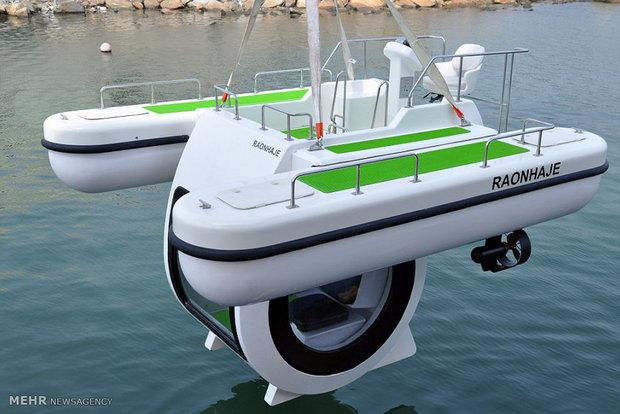 عجیب ترین قایق های جهان