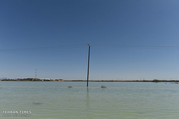 Sistan-Baluchestan hit by flood
