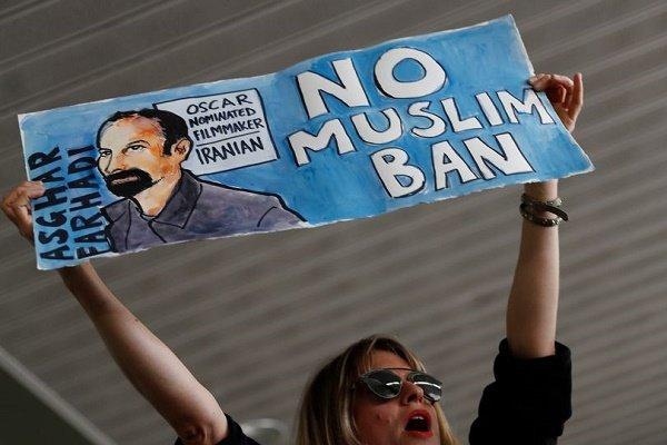 کمپین ممنوعیت ورود ترامپ به انگلیس تشکیل شد