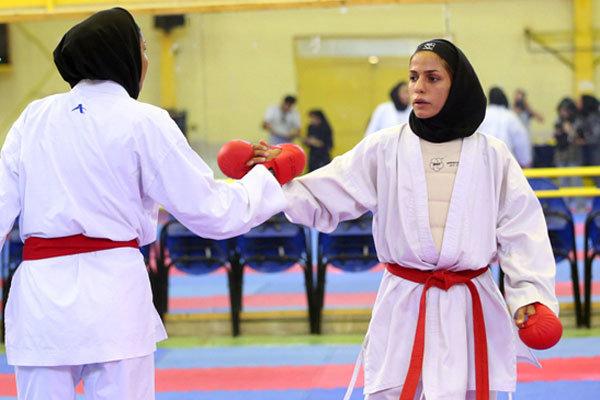 اربعة لاعبين ايرانيين يحرزون الميدالية البرونزية في الكاراتيه