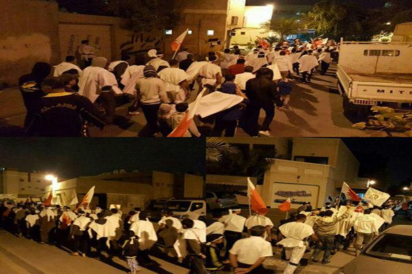 أهالي العاصمة المنامة: سنلبس الأكفان وسنقدم أرواحنا على الأكف