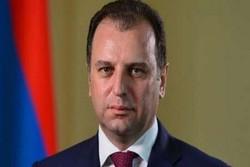 Ermenistan Savunma Bakanı bu akşam Tahran'da