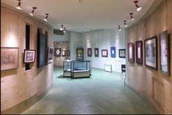 نمایشگاه منتخب هنرمندان تجسمی جنوب کشور آغاز شد