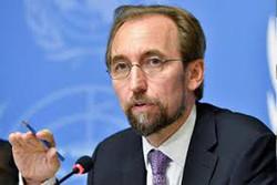«زید رعد الحسین» کمیسر عالی حقوق بشر سازمان ملل