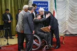 تقدیر از جمعی از بازنشستگان وزارت امور خارجه